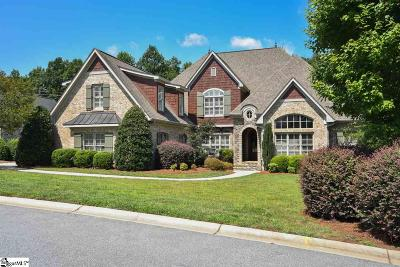 Claremont - Greenville Single Family Home Contingency Contract: 208 Chamblee