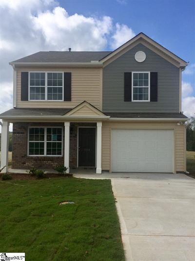 Piedmont Single Family Home For Sale: 104 Charterhouse