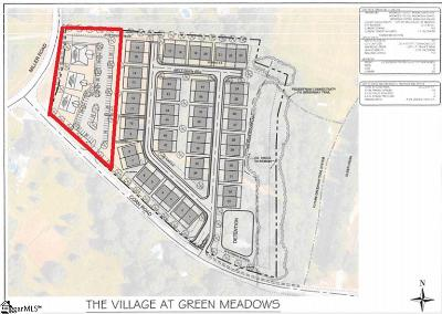 Mauldin Residential Lots & Land For Sale: Miller