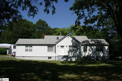 Greenville Single Family Home For Sale: 26 Claremont