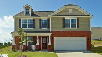 Simpsonville SC Single Family Home For Sale: $254,990