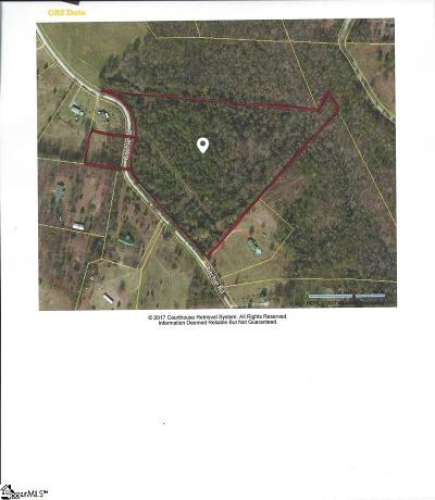 Fountain Inn Residential Lots & Land For Sale: Ritchie