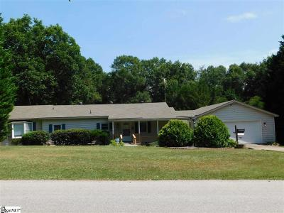 Piedmont Single Family Home For Sale: 29 Lake Circle