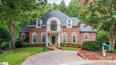 Greer Single Family Home For Sale: 102 Golden Wings