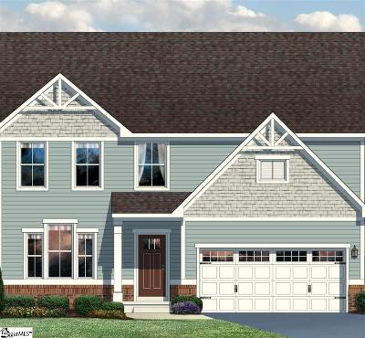 Simpsonville Condo/Townhouse For Sale: 301 Farlow