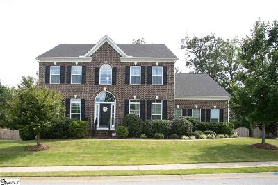 Greenville Single Family Home For Sale: 6 Spring Falls
