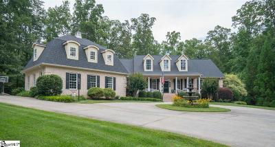 Greer Single Family Home Contingency Contract: 947 Wax Myrtle