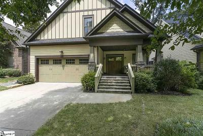 Greenville County Single Family Home For Sale: 11 Oak Crest