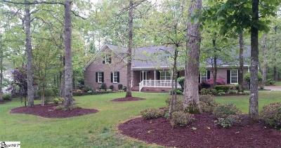 Greer Single Family Home For Sale: 204 Manly