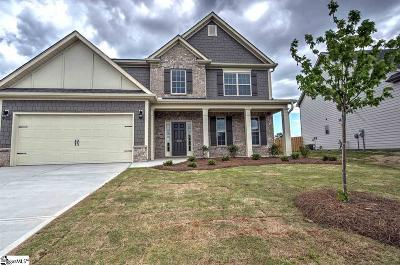 Piedmont Single Family Home For Sale: 408 Brandybuck