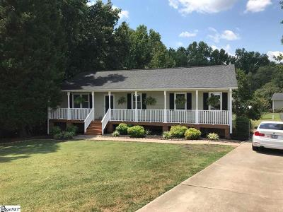 Piedmont Single Family Home For Sale: 7301 Highway 81 North