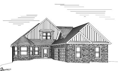 Greenville Single Family Home For Sale: 63 Park Vista