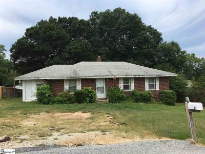Greenville Single Family Home Contingency Contract: 9 Delores