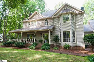 Greer Single Family Home For Sale: 117 Mountain Valley