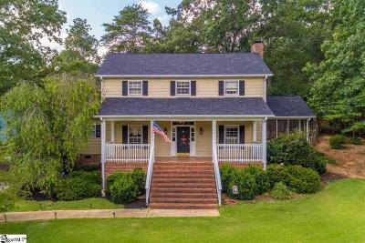 Mauldin Single Family Home Contingency Contract: 110 Brockman