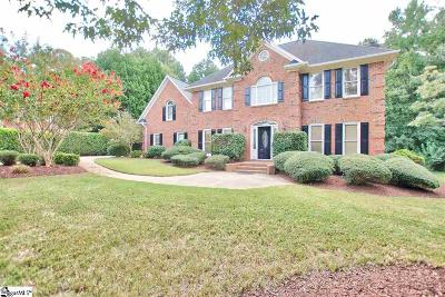 Spartanburg Single Family Home Contingency Contract: 399 Carleton