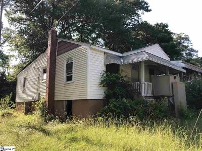 Greenville Single Family Home For Sale: 22 Bridwell