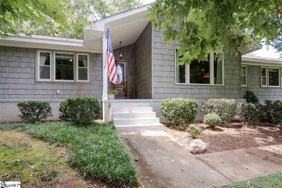 Piedmont Single Family Home Contingency Contract: 330 Driftwood