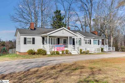 Piedmont Single Family Home For Sale: 636 Old Pelzer