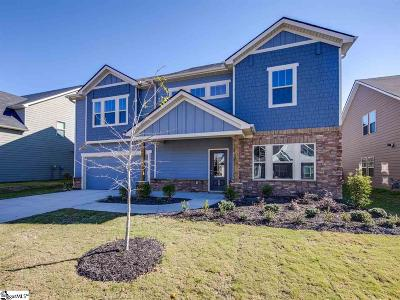 Simpsonville Single Family Home For Sale: 58 Grand River