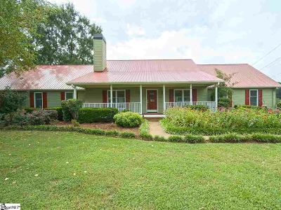 Piedmont Single Family Home For Sale: 114 New Beechwood