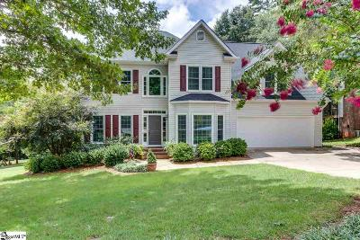 Greer Single Family Home Contingency Contract: 453 River Way