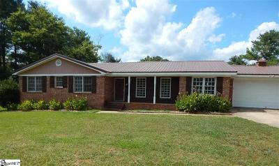 Piedmont Single Family Home Contingency Contract: 116 King Arthur