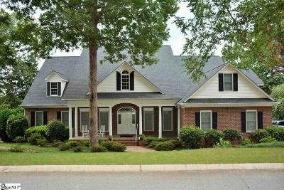 Easley Single Family Home Contingency Contract: 710 Shefwood