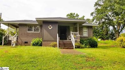 Piedmont Single Family Home Contingency Contract: 39 Southside