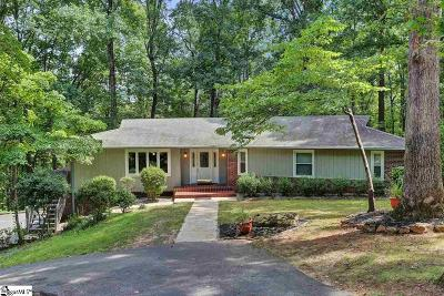 Greenville County Single Family Home For Sale: 9 Stephane