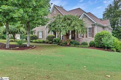 Greer Single Family Home For Sale: 1 Rawlins