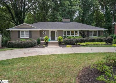 Greenville County Single Family Home Contingency Contract: 204 Meyers