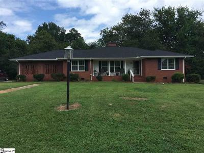 Spartanburg Single Family Home Contingency Contract: 3111 Longbow