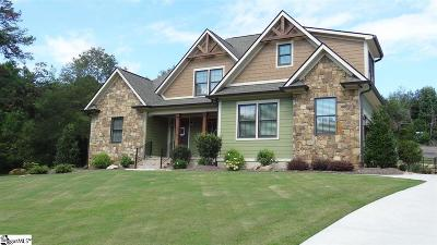 Easley Single Family Home For Sale: 1219 Old Mill