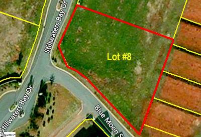 Taylors Residential Lots & Land For Sale: 200 Stillwaters Bay