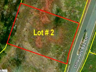 Taylors Residential Lots & Land For Sale: 205 Stillwaters Bay
