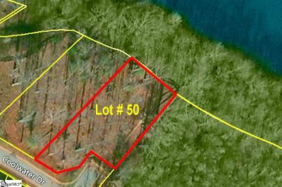 Taylors Residential Lots & Land For Sale: 541 Coolwater