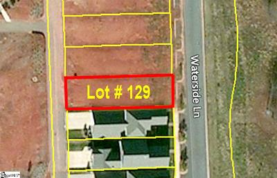 Taylors Residential Lots & Land For Sale: 15 Waterside