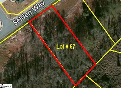 Fountain Inn Residential Lots & Land For Sale: 200 Selden