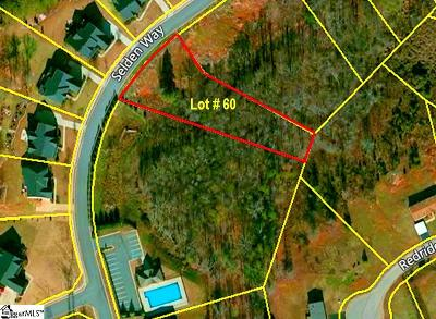 Fountain Inn Residential Lots & Land For Sale: 116 Selden