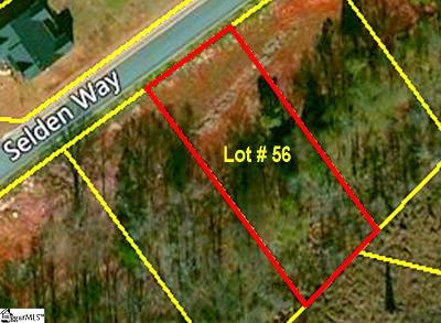 Fountain Inn Residential Lots & Land For Sale: 204 Selden