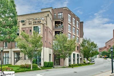 Greenville Condo/Townhouse Contingency Contract: 112 W Broad #Unit 301