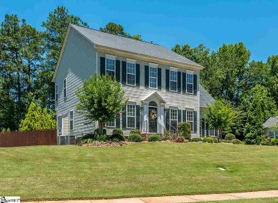 Travelers Rest Single Family Home For Sale: 216 Woodland Creek