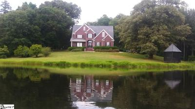 Piedmont Single Family Home For Sale: 120 Quiet Lake