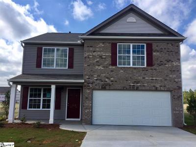 Piedmont Single Family Home For Sale: 110 Charterhouse