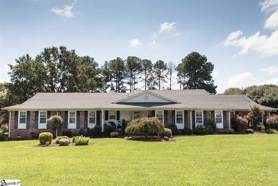 Greenville Single Family Home Contingency Contract: 206 Redcliffe