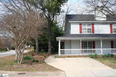 Greenville Condo/Townhouse Contingency Contract: 39 Huntsfield #unit A