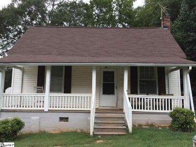 Piedmont Single Family Home Contingency Contract: 5 River