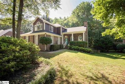 Greenville Single Family Home For Sale: 18 W Cranberry