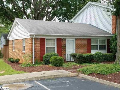 Greenville Condo/Townhouse Contingency Contract: 815 Edwards #Unit #56